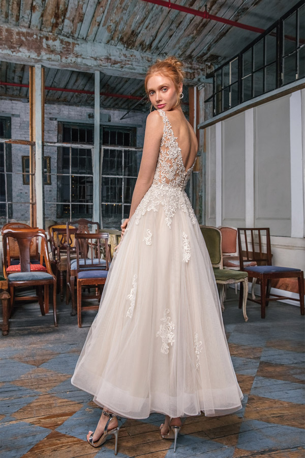 JA Signature Wedding Dress 99010