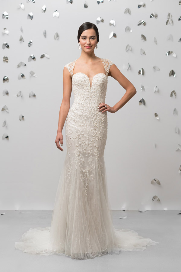 JA Signature Wedding Dress 99011