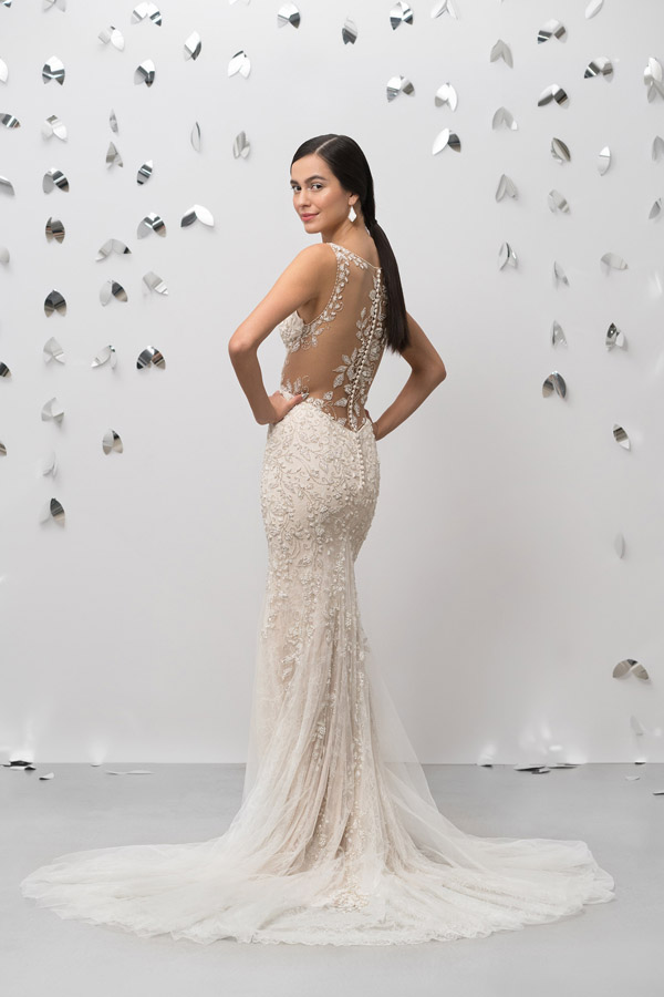 JA Signature Wedding Dress 99013
