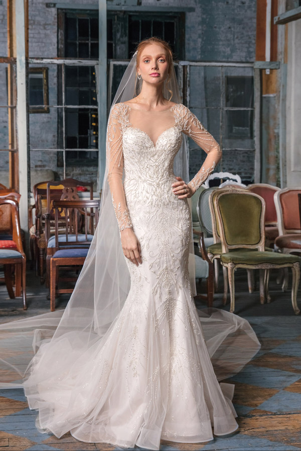 JA Signature Wedding Dress 99014