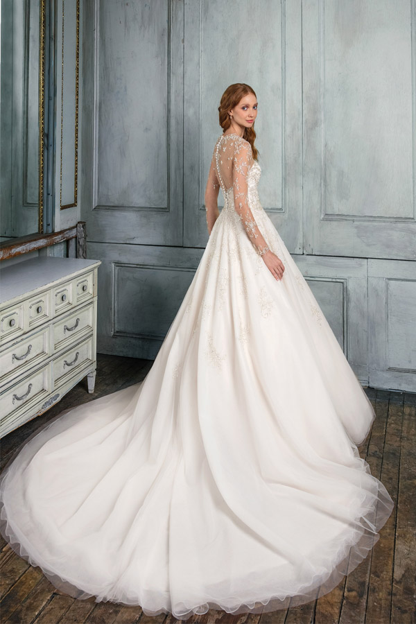 JA Signature Wedding Dress 99015
