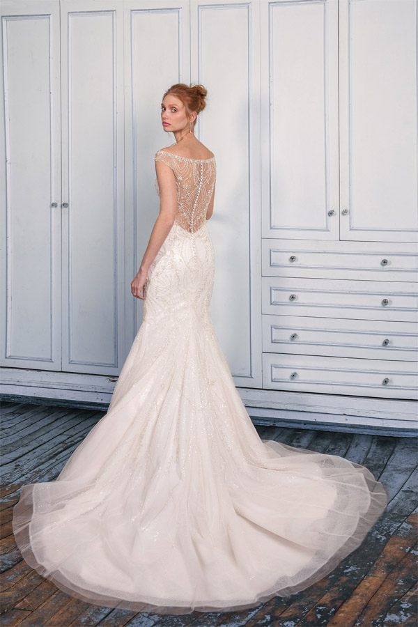 JA Signature Wedding Dress 99016