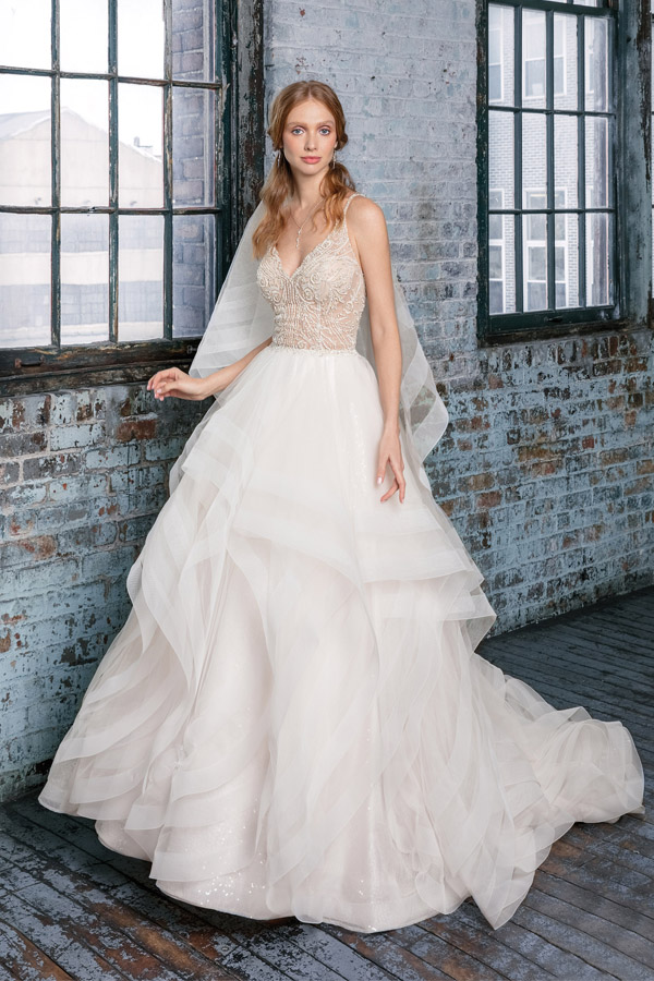 JA Signature Wedding Dress 99017