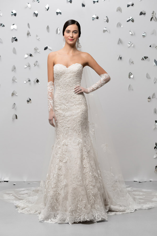 JA Signature Wedding Dress 99018