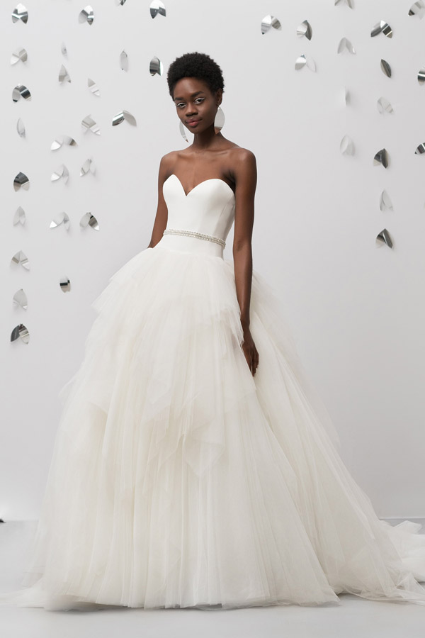 JA Signature Wedding Dress 990120