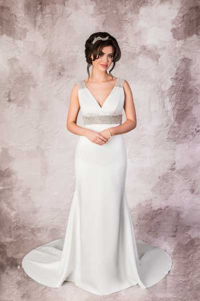 Tamem Michael Wedding Dress - Lady Hilda
