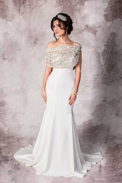 Tamem Michael Wedding Dress - Lady Lydia