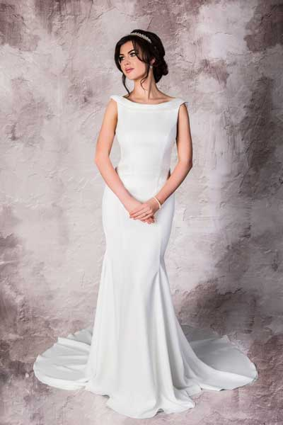 Tamem Michael Wedding Dress - Lady Zara