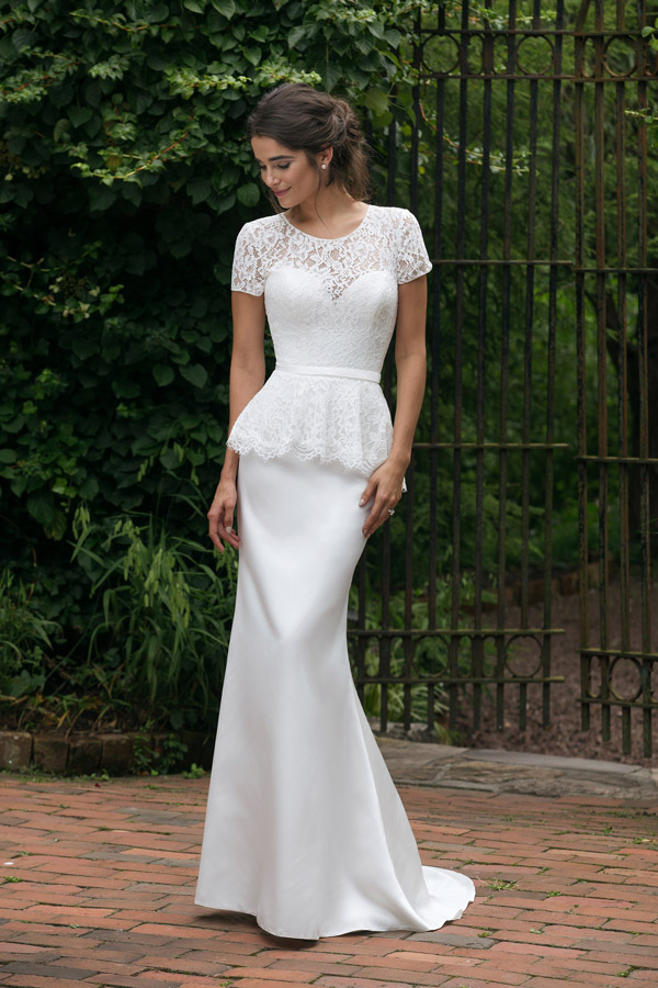 Sincerity Bridal Wedding Dress Style 44040
