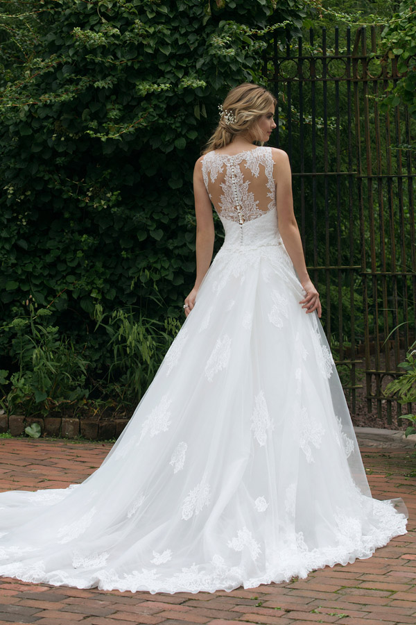 Sincerity Bridal Wedding Dress Style 44042
