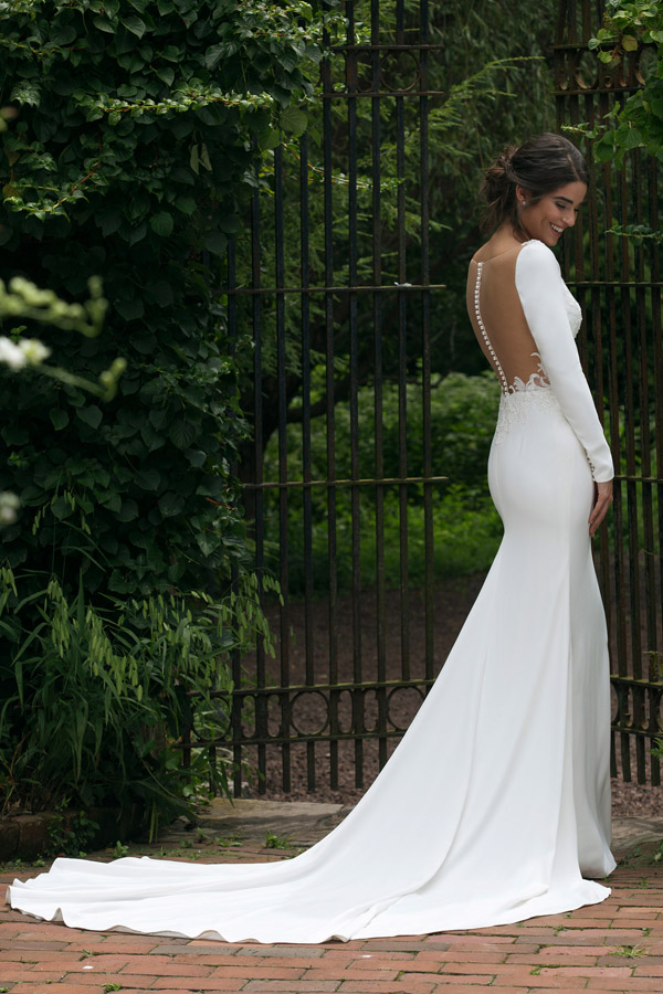 Sincerity Bridal Wedding Dress Style 44045