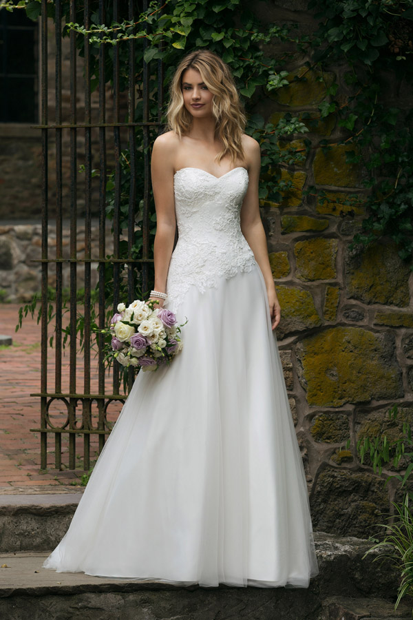 Sincerity Bridal Wedding Dress Style 44046