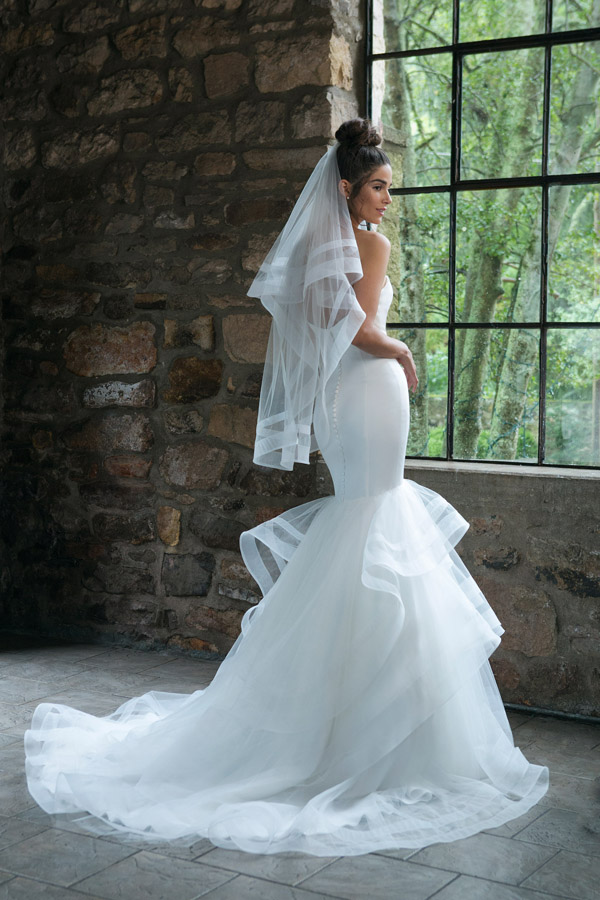 Sincerity Bridal Wedding Dress Style 44047