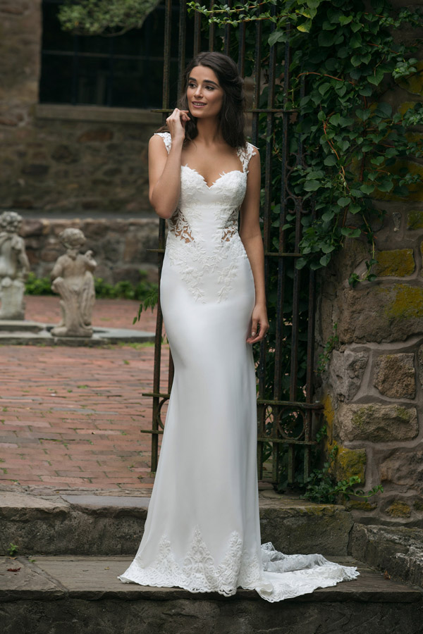 Sincerity Bridal Wedding Dress Style 44051