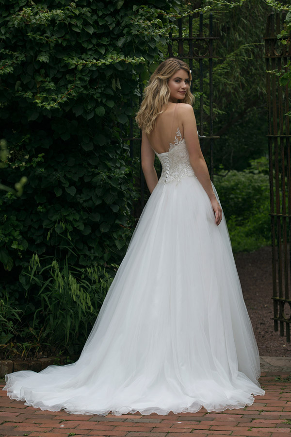 Sincerity Bridal Wedding Dress Style 44052