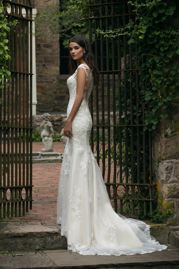 Sincerity Bridal Wedding Dress Style 44054