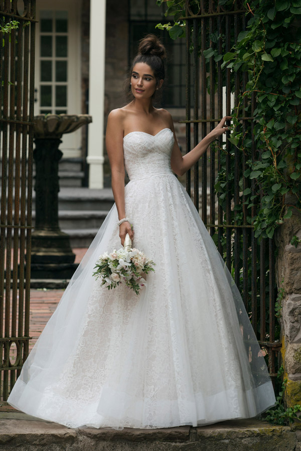 Sincerity Bridal Wedding Dress Style 44055