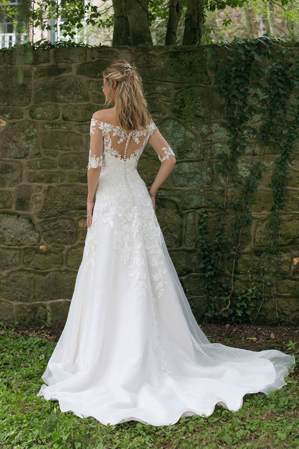 Sincerity Bridal Wedding Dress Style 44058