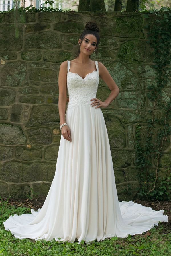 Sincerity Bridal Wedding Dress Style 44067