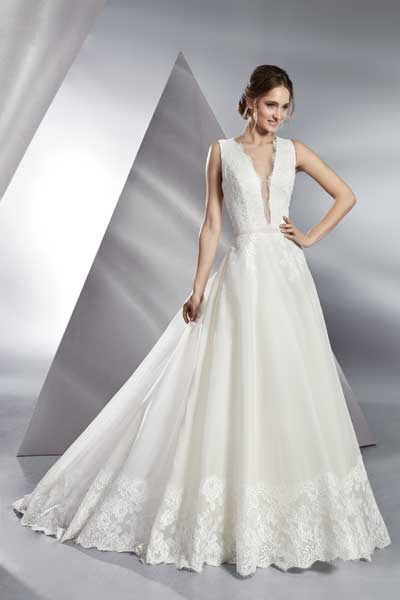 Tamem Michael Wedding Dress - Blossom