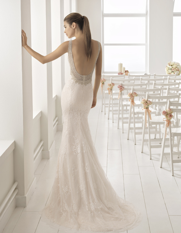 Aire Barcelona Wedding Dress Balet