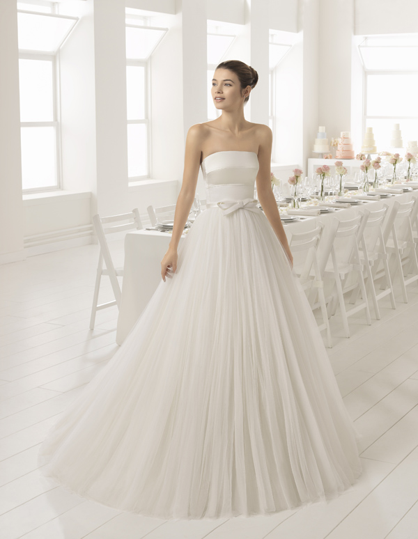 Aire Barcelona Wedding Dress Barul