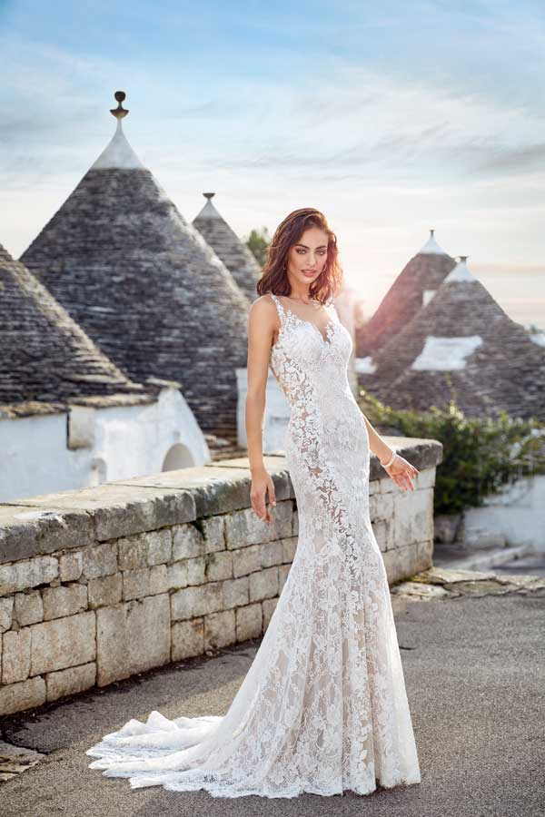 Eddy K Wedding Dress - Adela