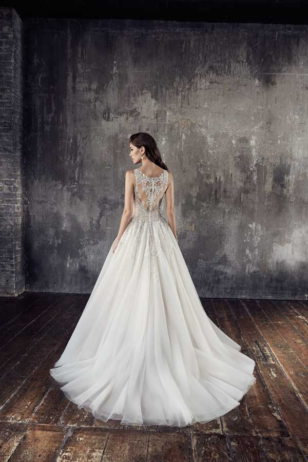 Eddy K Wedding Dress - CT197