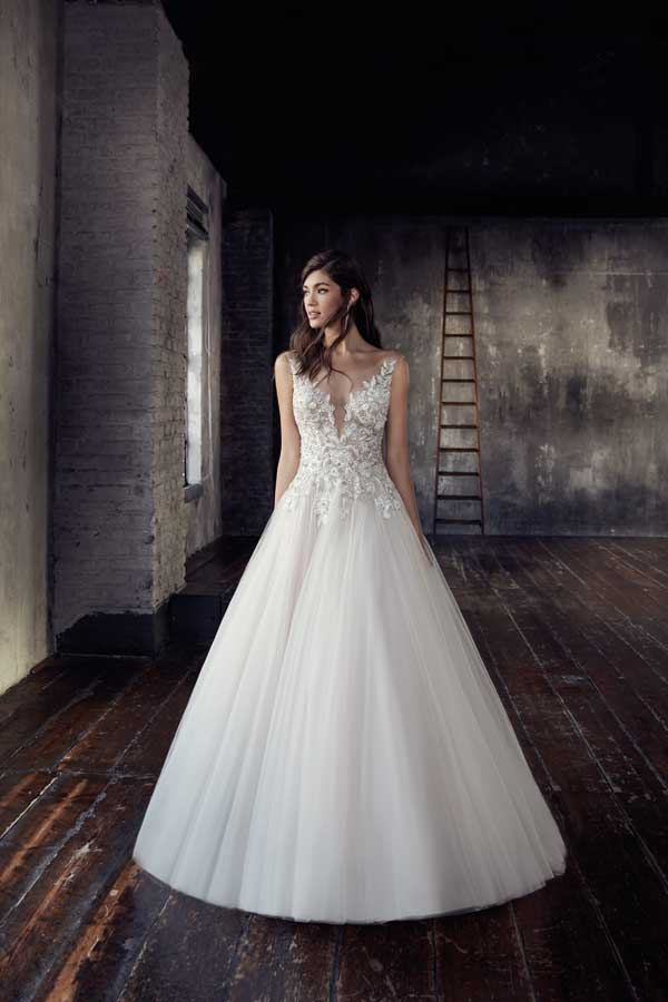 Eddy K Wedding Dress - CT199