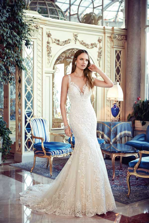 Eddy K Wedding Dress - EK 1149