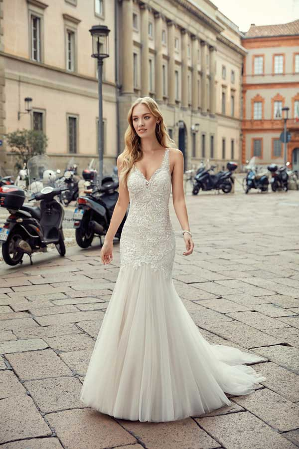 Eddy K Wedding Dress - MD235