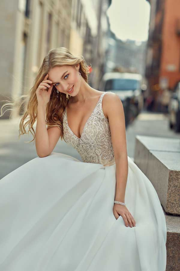 Eddy K Wedding Dress - MD255