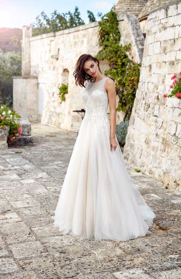 Eddy K Wedding Dress - Marisa