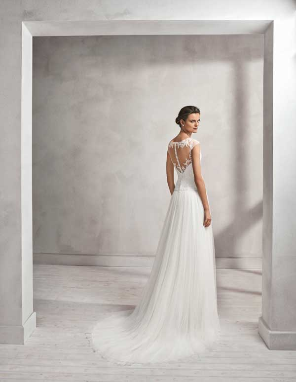 Luna Novias Wedding Dress Helsinki