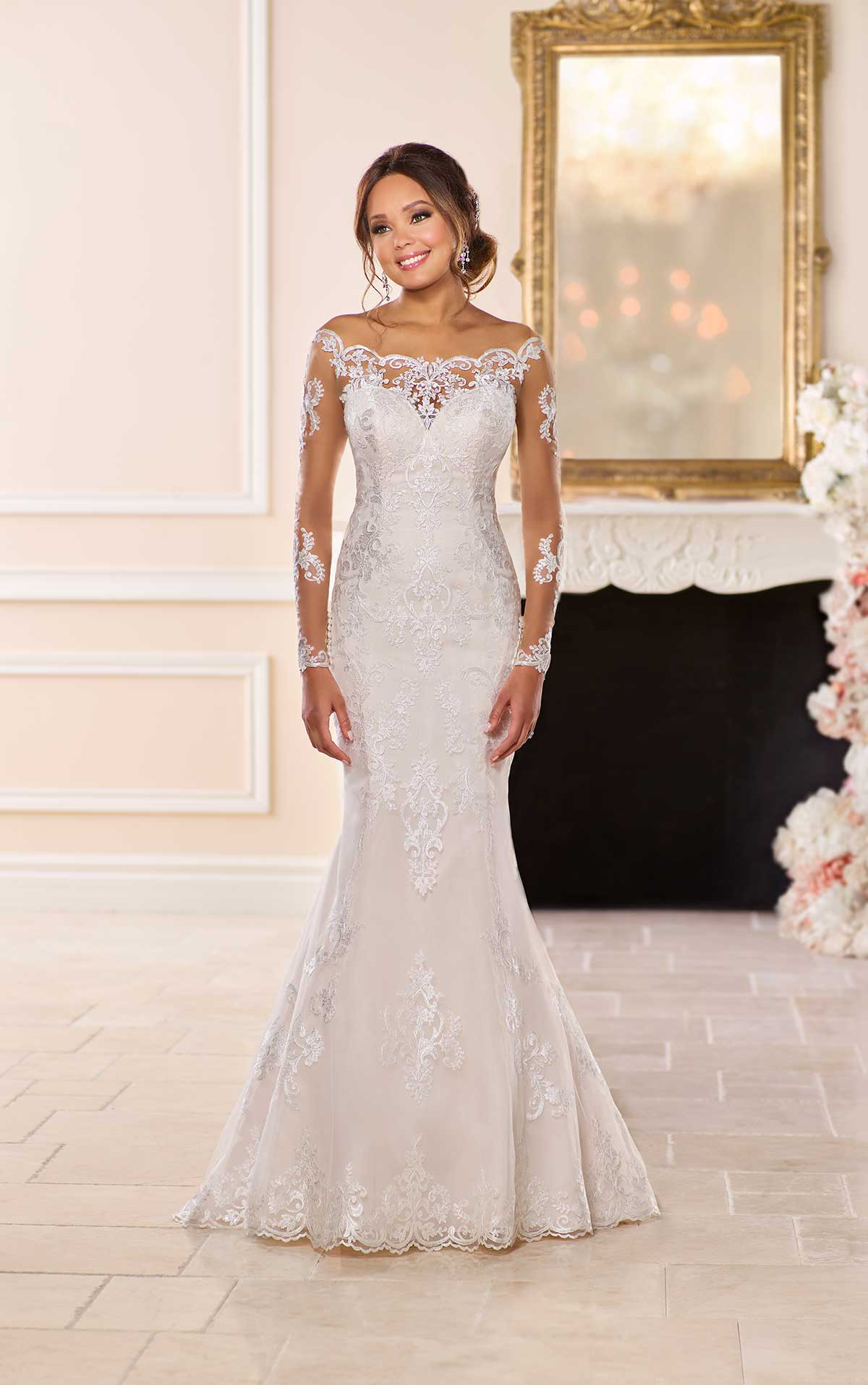 Stella York Wedding Dress 2018 Web 6697-1