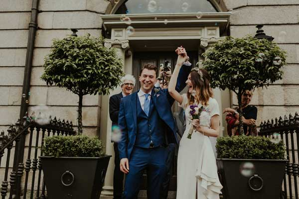25 Fitzwilliam Place City Wedding Venue