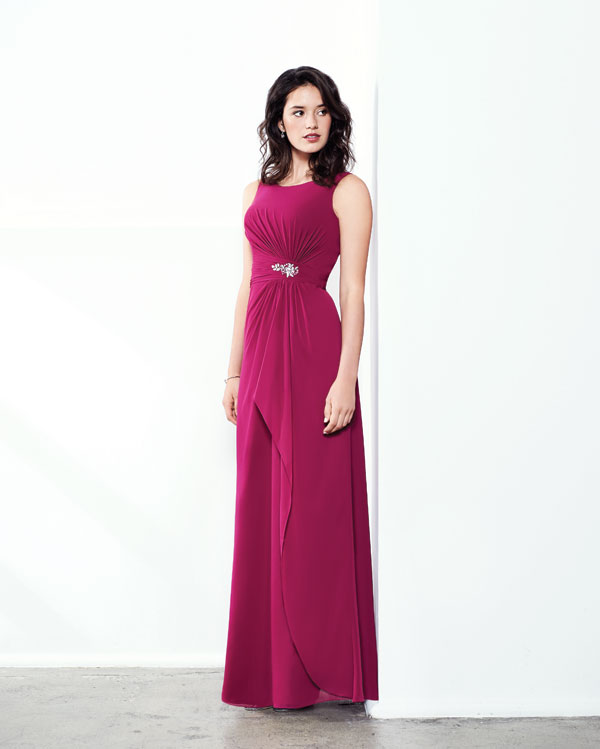 Private Label by G bridesmaid Dress 5285 Long