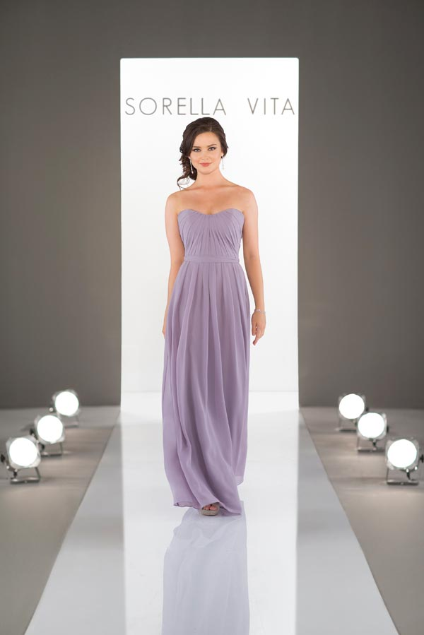 Sorella Vita Bridesmaid Dress 9114