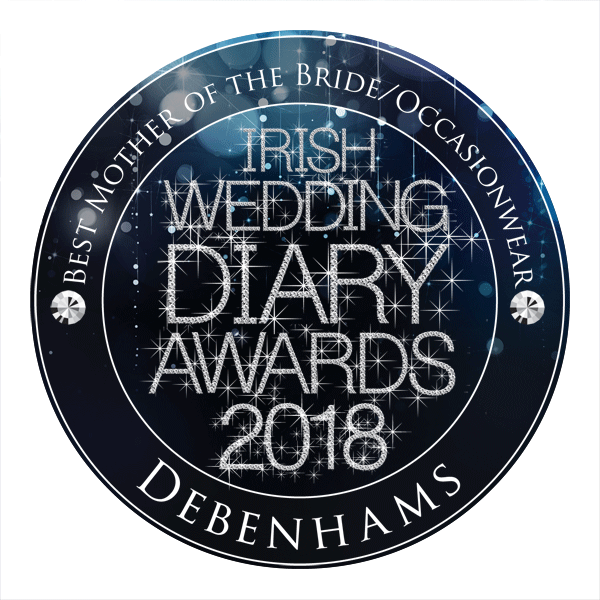 Debenhams Department Store - Best Wedding Occasionwear - Irish Wedding Diary Awards 2018