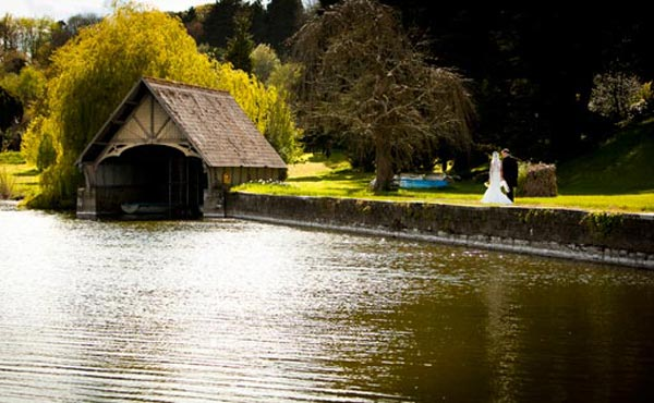 Castle-Leslie-Estate-Couple-at-Boathouse-high-res-Slider