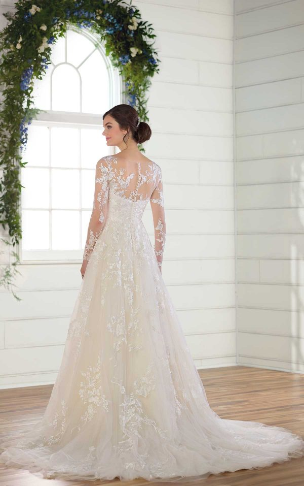 Essence of Australia Wedding Dress Style 2690-2