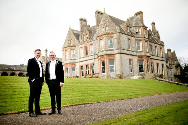 Castle Leslie Real Wedding Sam & Graham