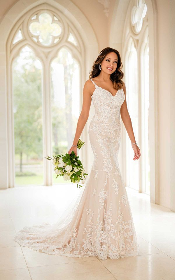 Stella York Wedding Dress 6677