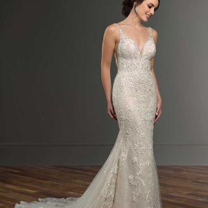 Martina Liana Wedding Dress - 953