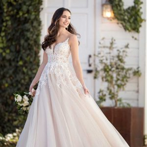 Martina Liana Wedding Dress - 984