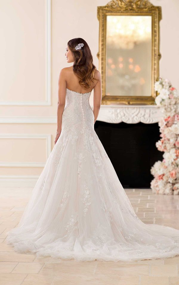 Stella York Wedding Dress 6680