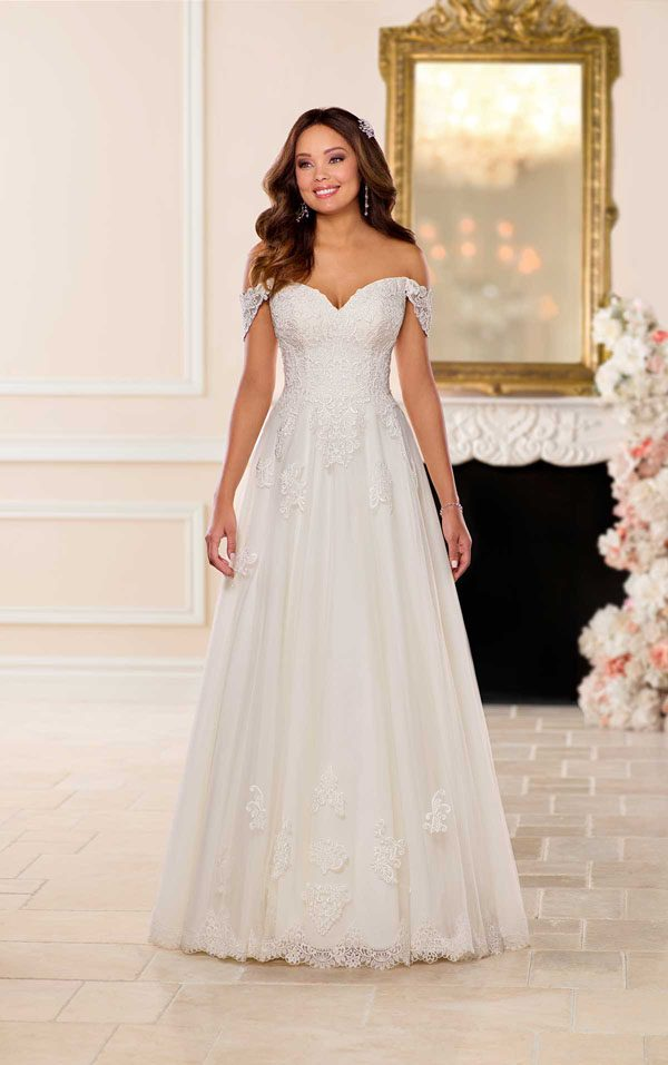 Stella York Wedding Dress 6684