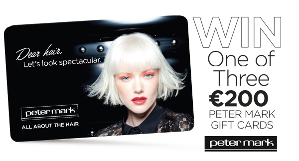 Win a Peter Mark Gift Card Image
