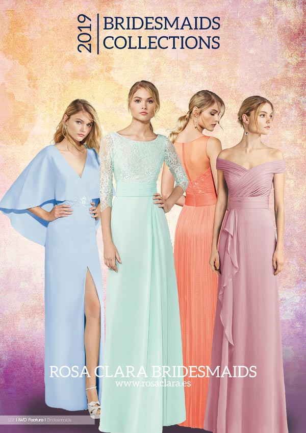 Irish Wedding Diary Magazine Summer 2019 - Bridesmaids Dresses