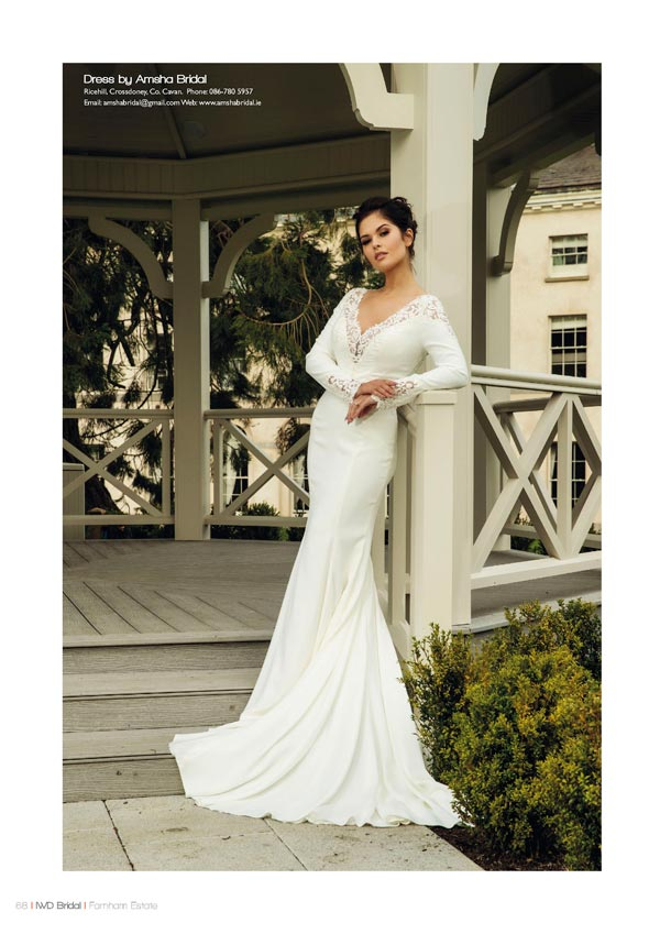 Irish Wedding Diary Magazine Summer 2019 - Bridal Photoshoot